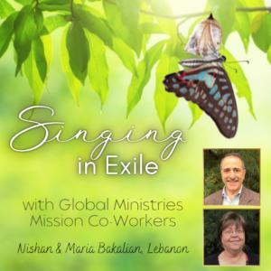 singing in exile