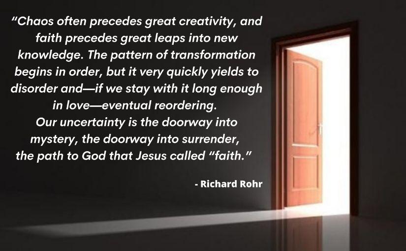 Chaos and Faith